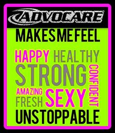 Love my Advocare