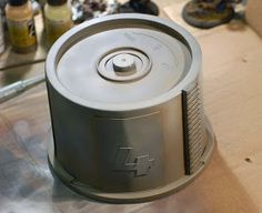 A Hobbyist's Blog: Storage Tanks from CD spindle cases