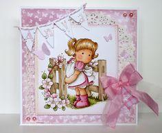 Jane's Lovely Cards: Magnolia Down Under Challenges DT - Bingo!