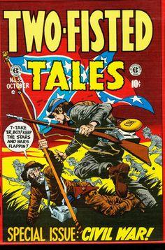 Two-Fisted Tales Ec Bound Volume - Bound Volumes - Comic Hardbacks, Paperbacks, Etc. - COMICS