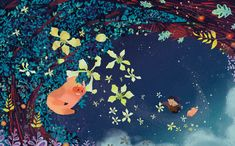 Tran Dang Khoa Poem Picture Book is a published picture book which Vuon Illustration worked with Huy Hoang Bookstore in Ho Chi Minh City, Saigon, Vietnam. The story was childhood memories written with beautiful words by a famous Vietnamese poet, Tran Dang…