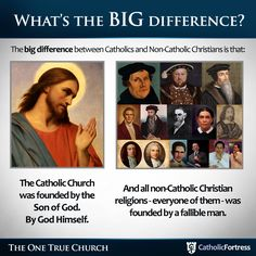 """The """"Roman"""" Catholic Church is the ONLY church that can show the line of Popes from when Jesus created the church by appointing the first Pope, Pope Peter the Apostle all the way to Pope Francis."""