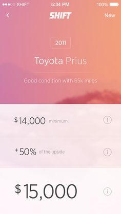 Pixels  #ui #ux #design #app #mobile #flat #inspiration