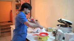 Приготовление торта Микадо