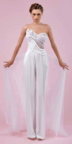 132 Best Bridal Pantsuits For Your Wedding Images In 2019 Catsuit