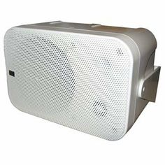 POLY-PLANAR MA9060 (W) BOX SPEAKERS by Poly-Planar. $202.38. Box SpeakersPart Number: MA-9060W Full size box speakers with a two-way vented post design offer full range response. The low magnetic field design lets you mount them anywhere. Polycarbonate gimbal mounting brackets are included. The 5.25 polypropylene main cones provide maximum power of 100 watts per speaker.FeaturesLow magnetic field speakerFull range, bass reflex box speakers offer top quality soundGimbal mounting b...