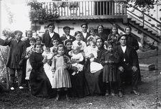 EUSKALDUNAK & BASQUE PEOPLE.Artea Bizkaia 1.930.