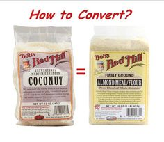 Convert-Coconut-to-almond-flour