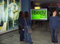 Digital Signage.