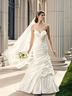 Casablanca Bridal Dress