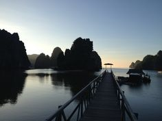 Cat ba islands on Vietnam