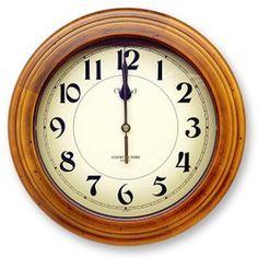 まんまる掛け時計(natural) 掛け時計・置き時計 LOCO...SHOP 通販|Creema(クリーマ) ハンドメイド・手作り・クラフト作品の販売サイト Clock, Creema, Wall, Home Decor, Products, Watch, Decoration Home, Room Decor, Clocks