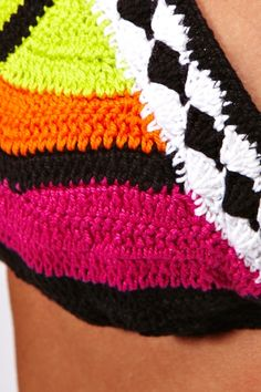 Astral Crochet Bikini