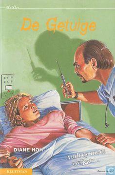 """""""Aangevallen?"""" herhaalde de verpleegkundige ongelovig. Ik weet dat het vreemd klinkt,"""" ging Audrey verder, """"maar het is de waarheid. Plotseling viel iemand me van achteren aan en gooide me op de grond. Ik was bijna dood geweest!"""" Audrey hield op met praten toen ze merkte dat niemand haar geloofde. """"Jullie móeten me geloven!"""" Audrey werd ineens bang. En als haar aanvaller nou eens terugkwam?"""