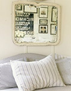 Willow Decor: French Ticking