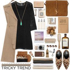 Trick Trend: Sleeveless Coat