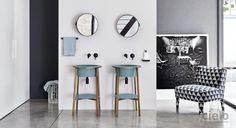 I CATINI design by Andrea Parisio e Giuseppe Pezzano for Ceramica Cielo S.p.A - Produzione sanitari di design
