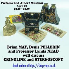 STEREOSCOPY :: @LondoStereo | Brian May, Denis Pellerin and Professor Lynda Nead: Crinolines (1/1) -