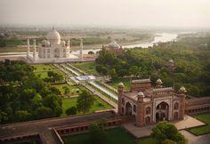 Taj Mahal / India