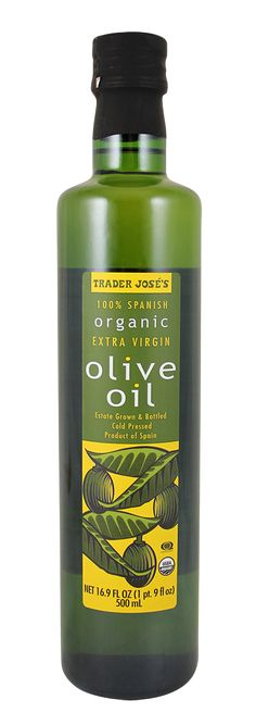 $5.99/16.9oz bottle Extra Virgin Olive Oil Trader Joe's