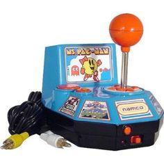 Namco Ms. Pac-Man Plug & Play 5 games Namco Ms. Pac-Man Plug & Play with 5 TV Games excellent condition !! Accessories