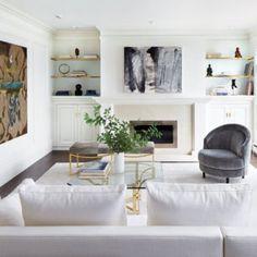 Step Inside Art Advisor Holly Baxter's Modern-Day Salon