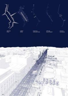 ARCHISEARCH.GR - RETHINK ATHENS / TOWARDS A NEW CITY CENTER / GIORGOS ANAGNOSTAKIS, CHRYSSA KOUMANTOU, GIANMARIA SOCCI, ALKISTIS THOMIDOU / ...