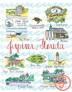Our Trip to Jupiter, Florida