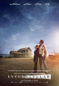 Non è dato sapere dove si compirà il destino dell'uomo. Ma possiamo immaginarlo. #InterstellarIT il nuovo film di #ChristopherNolan con #JohnLithgow, #MichaelCaine e #MatthewMcconaughey.