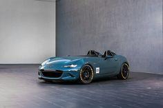 Foto de Mazda MX-5 Spyder y MX-5 Speedster (2/5)