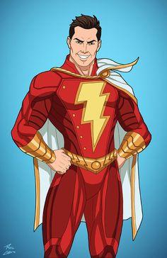 Captain Marvel (E-27: Enhanced) commission by phil-cho.deviantart.com on @DeviantArt