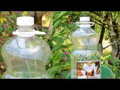 81 Ideas de tapas de plástico / botellas de plástico / Tutorial - YouTube