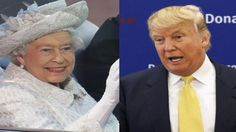 The Queen of England Is Still Inviting Trump - News 24h
