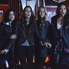"""I checked off 31 of 51 on this list! Quiz: Are You """"A"""" From Pretty Little Liars?"""