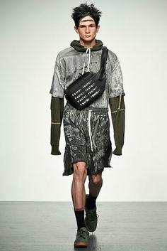 Liam Hodges Spring/Summer 2018 Menswear Collection | British Vogue