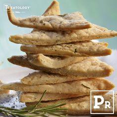Wilton® Treatology™ Pepper and Rosemary Crackers #wilton