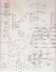 diagram structures + tracing paper= ? by k masback, via Flickr