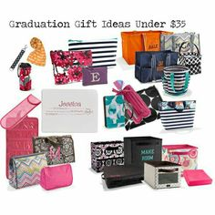 Personalized gifts from Thirty-One are great gifts.  Want to add more...slip a gift card from their favorite store inside.