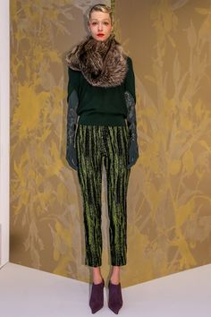 Josie Natori Fall 2013 Ready-to-Wear Collection Slideshow on Style.com
