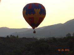 Sunrise in Hidalgo Mexico