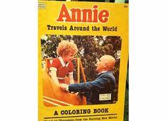 Annie book of mine