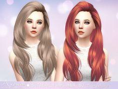 Butterflysims Hair 180 Retexture at Aveira Sims 4 via Sims 4 Updates