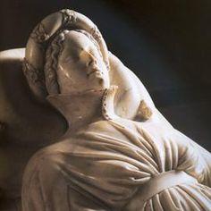 Ilaria del Carretto, quarta mulher e esposa  do Senhor de Lucca, Paolo Guinigi.