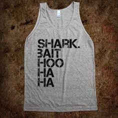 Finding Nemo- Shark Bait Hoo Ha Ha Tank