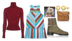 """Untitled #85"" by styledbychristinak ❤ liked on Polyvore featuring Dsquared2, Missoni Mare, Pierre Hardy and Sevil Designs"