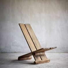 Axel Einar Hjorth - Utö Chair