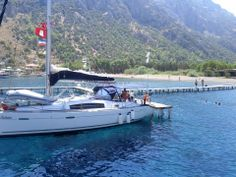 Ciftlik Marmaris Mugla Things to do - Photos Ciftlik is a popular cove for yachts especially those sailing to Marmaris Ciftlik has 4 restaurants all with mooring facilities a hotel called Green Platan a stunning beach and crystal clear waters Things to do in Marmaris Mugla Turkey