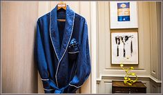 Anderson & Sheppard dressing gown. Christmas present?