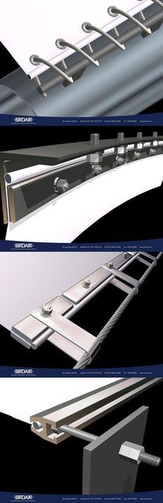 Design Details - Birdair, Inc.: