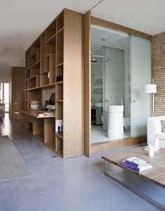 small loft design in Poble Nou by YLAB arquitectos